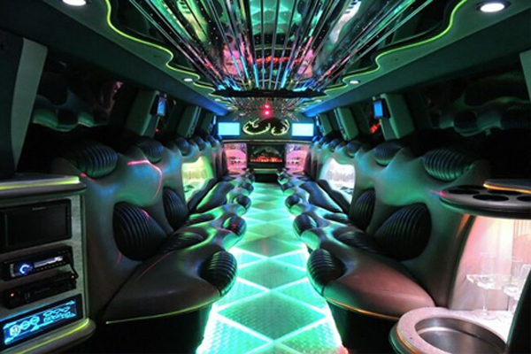 Hummer Limo Rental Long Beach