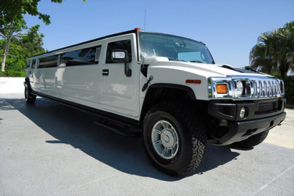 Hummer Limousine Rental Long Beach