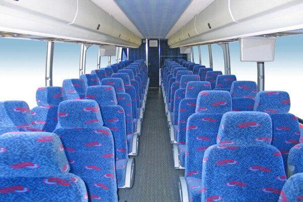 Charter Bus Rental Long Beach