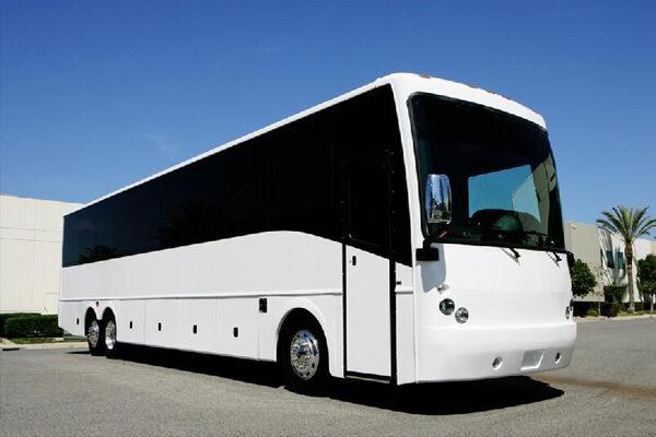 Charter Bus Service Long Beach