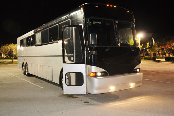 Large Party Bus Long Beach