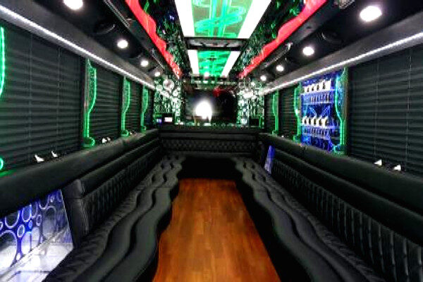 Medium Party Bus Long Beach